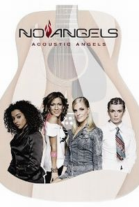 Cover No Angels - Acoustic Angels [DVD]